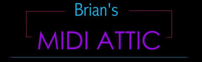 Brian's MIDI Attic